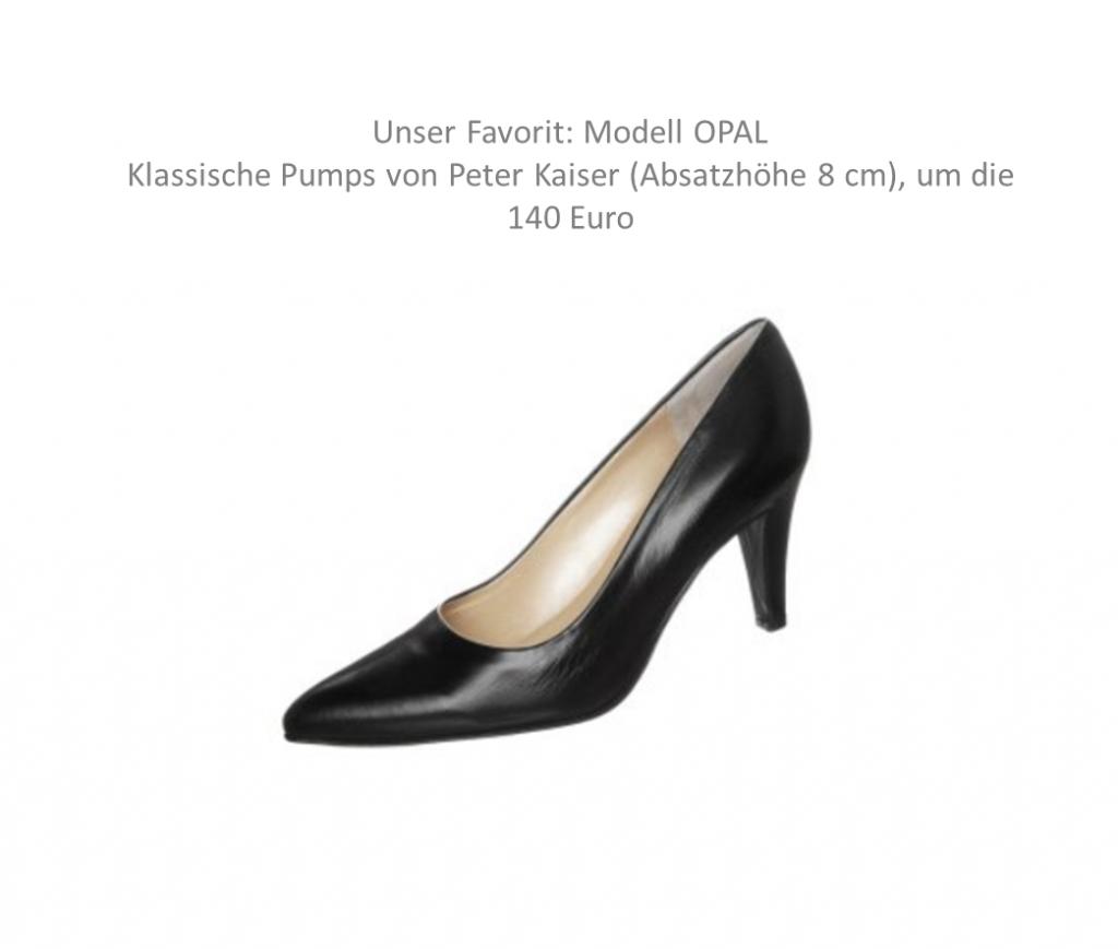 Business Schuh Peter Kaiser