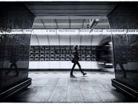 Steckdosen auf Geschäftsreise mit der Bahn